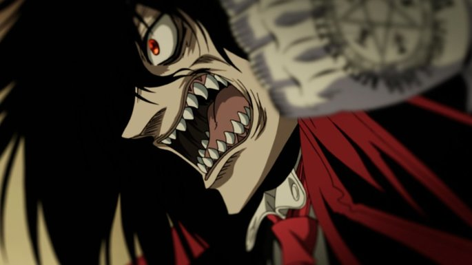 33 - Mejores anime de la historia - Hellsing