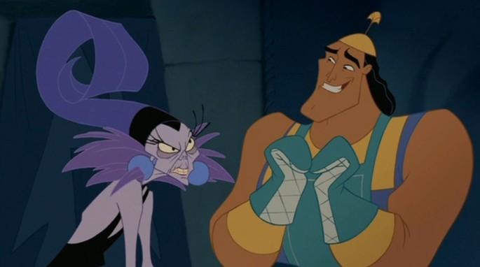 33 Mejores Peliculas Disney - Las locuras del emperador