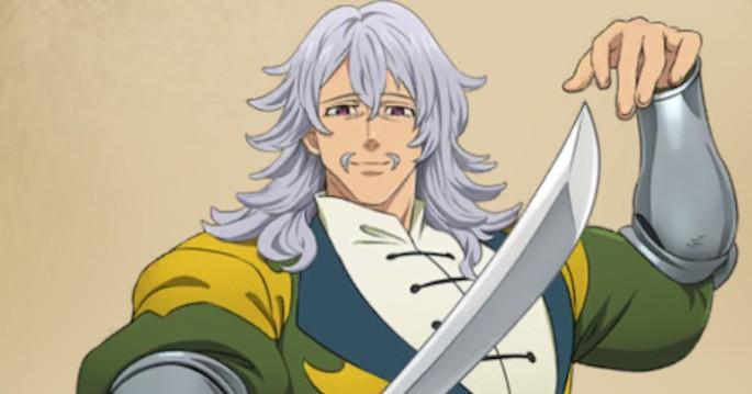 33 Nanatsu No Taizai Personajes - Deathpierce