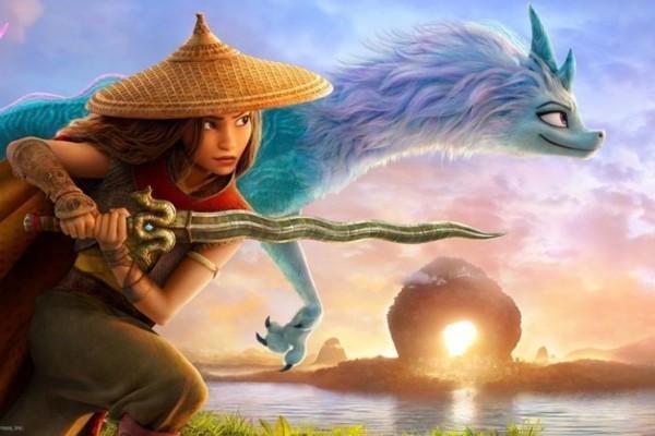 33 - Películas de Acción - Raya and the Last Dragon 1