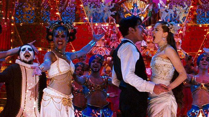 33 - Películas románticas - Moulin Rouge!