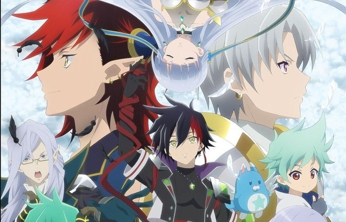 33 Shironeko Project Zero Chronicle Estrenos Anime Abril