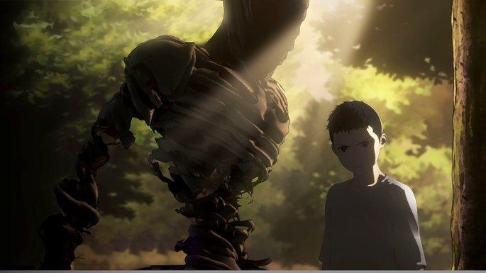 34 Ajin Anime Netflix