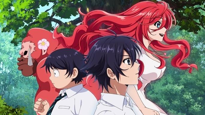 34 - Estrenos anime otoño - Shinka no Mi Shiranai Uchi ni Kachigumi Jinsei