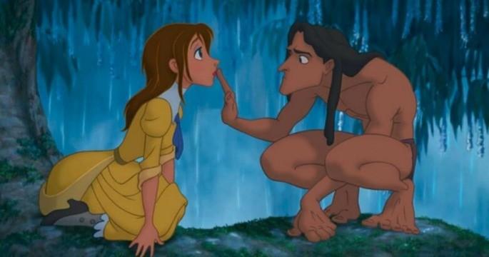 34 Mejores Peliculas Disney - Tarzán