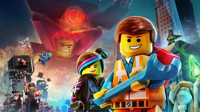 34 Peliculas animadas - The LEGO Movie