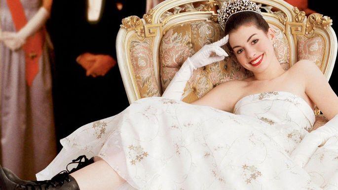 34 - Películas para adolescentes - The Princess Diaries