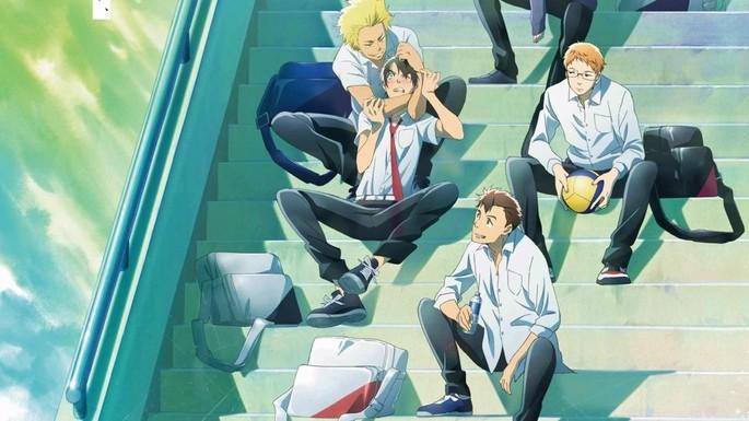 35 Anime estrenos invierno - 2-43 Seiin Koukou Danshi Volley-bu