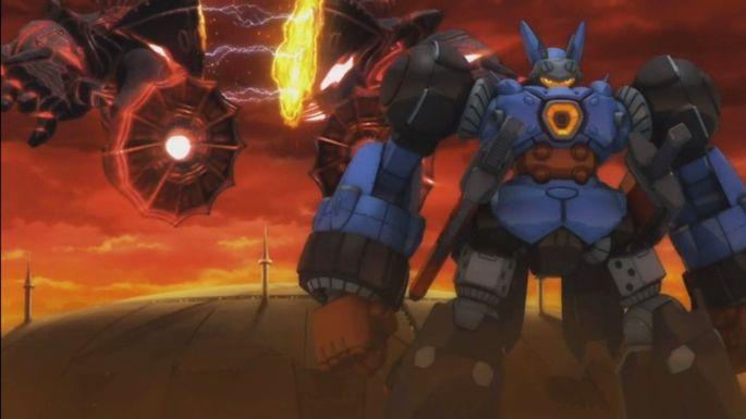 35 - Anime estrenos verano - Megaton-kyuu Musashi