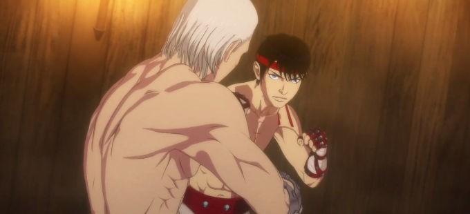 35 - Anime temporada primavera - Cestvs The Roman Fighter