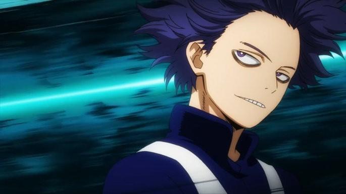 35 Hitoshi Shinso Boku No Hero Academia Personajes