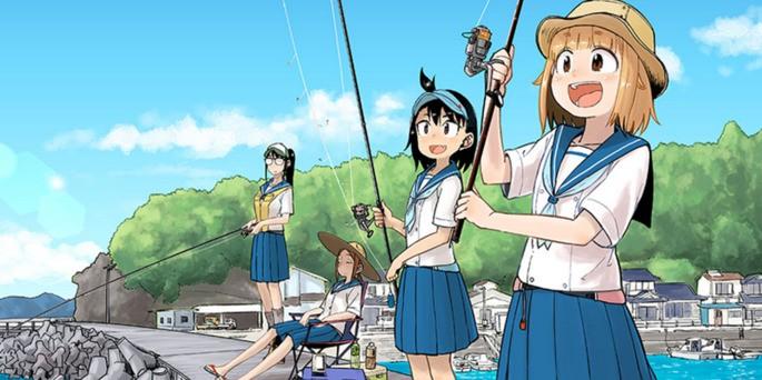 35 Houkago Teibou Nisshi Estrenos Anime Abril