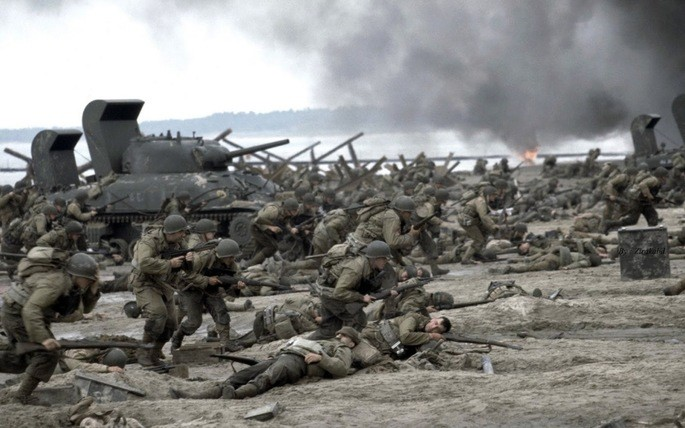 35 Saving Private Ryan Peliculas Guerra