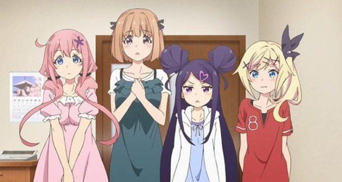 36 Estrenos anime otoño - Ochikobore Fruit Tart