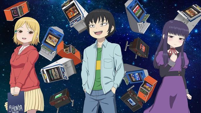 36 Hi Score Girl Anime Netflix