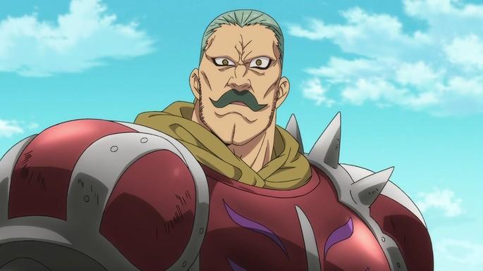 36 Nanatsu No Taizai Personajes - Twigo