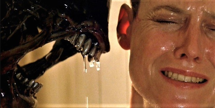 36 - Peliculas de extraterrestres - Alien 3