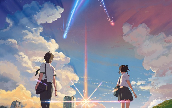 36 Películas para llorar Your Name