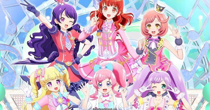 37 - Anime estrenos verano - Pretty All Friends Selection