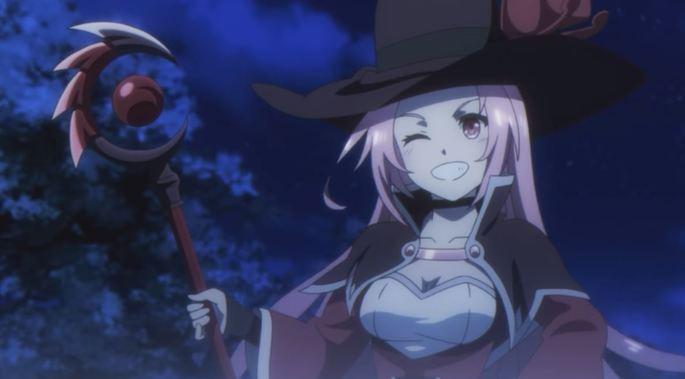 37 Estrenos anime otoño - King's Raid Ishi wo Tsugumono-tachi