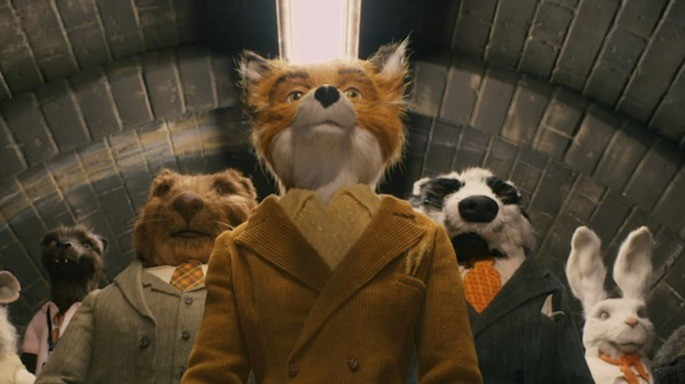 37 Peliculas animadas - Fantastic Mr. Fox