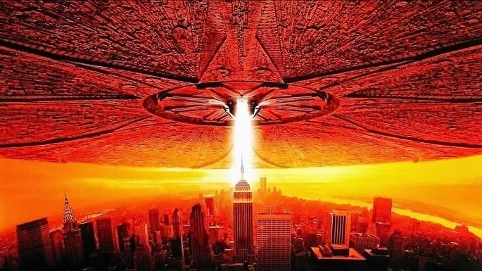 37 - Peliculas de extraterrestres - Independence Day - El día de la independenciaV2