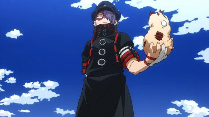 37 Seiji Shishikura Boku No Hero Academia Personajes