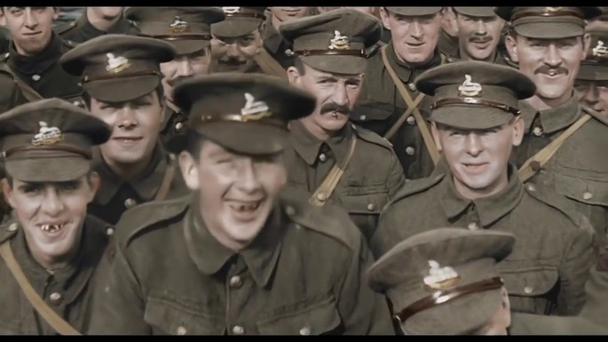 37 They Shall not grow old Peliculas Guerra