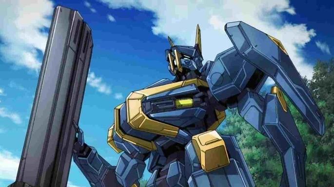 38 - Estrenos anime otoño - Kyoukai Senki