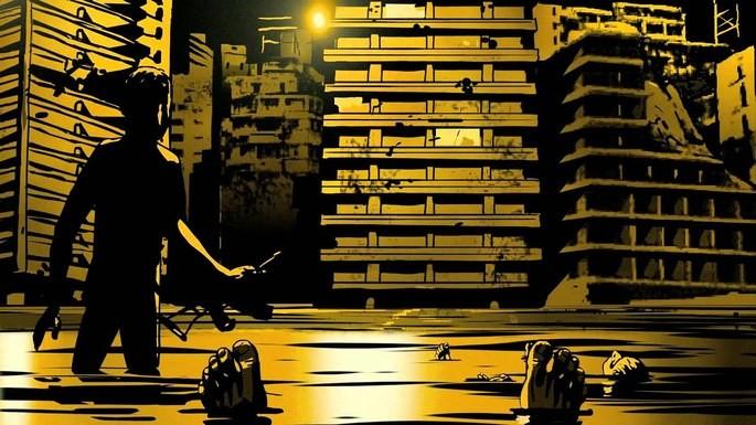 38 Waltz with Bashir Peliculas Guerra
