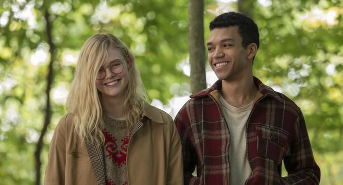 39. All the Bright Places - Películas Románticas