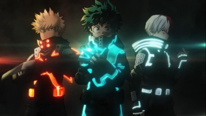39 - Anime estrenos verano - Boku no Hero Academia the Movie 3 World Heroes' Mission