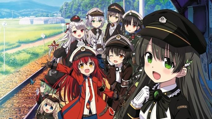 39 Estrenos anime otoño - Rail Romanesque