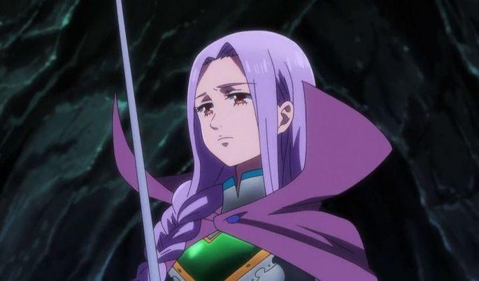 39 Nanatsu No Taizai Personajes - Margaret Liones