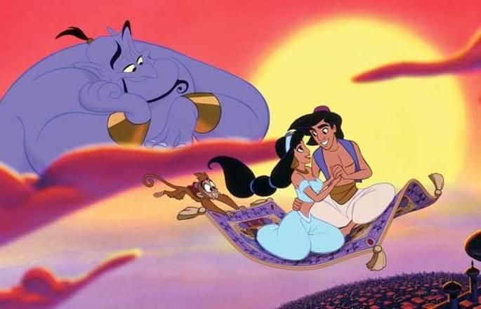 39 Peliculas animadas - Aladdin