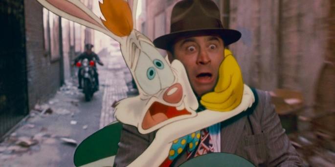 39 Peliculas animadas - Quién engañó a Roger Rabbit