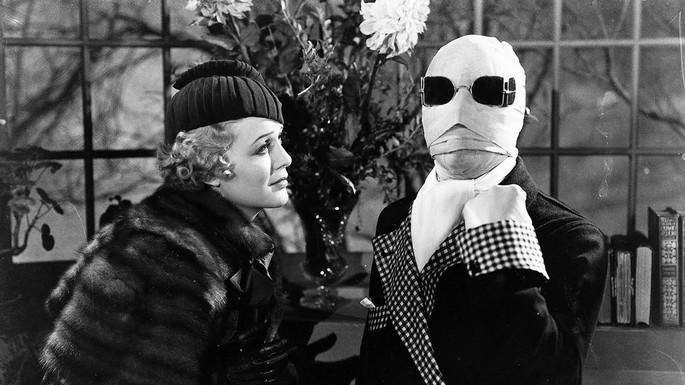 39 The Invisible Man Peliculas Ciencia Ficción