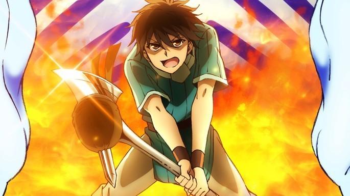 4 - Anime estrenos verano - 100-man no Inochi no Ue ni Ore wa Tatteiru 2nd Season