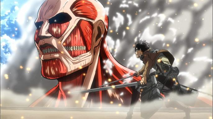 4 Attack on Titan Anime Netflix