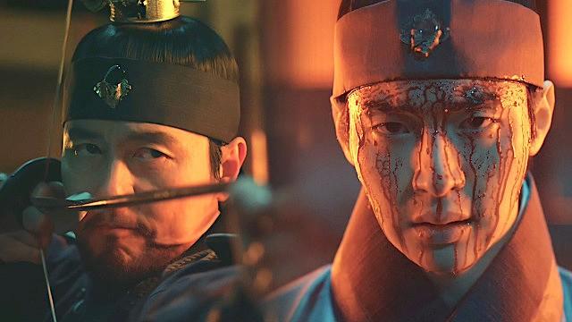 4 - Dramas Marzo - Joseon Exorcist