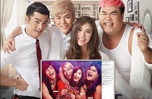 4 Dramas tailandeses - Diary of Tootsies