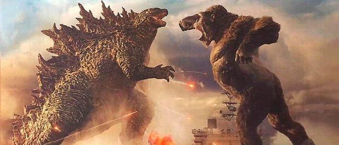 4 - Godzilla Vs Kong