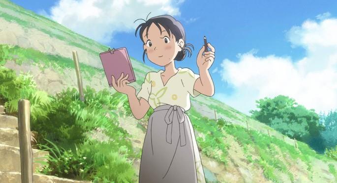 4 - Las mejores películas de anime - En este rincón del mundo