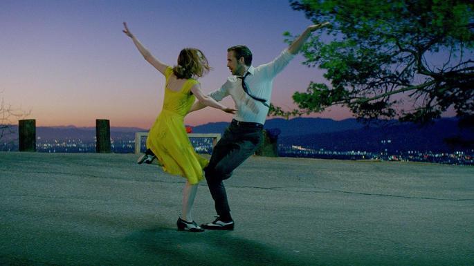 4 - Netflix Películas Románticas - La La Land