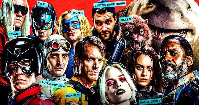 4 - Orden cronológico películas DC - Suicide Squad 2