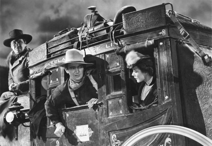 4 - Películas del oeste - Stagecoach