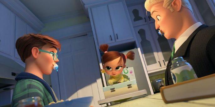 4 - Películas infantiles - The Boss Baby Family Business