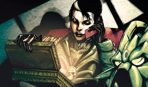 4- Su verdadera identidad podría ser un Skrull