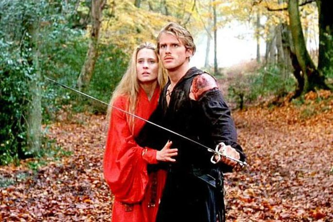 4- The Princess Bride