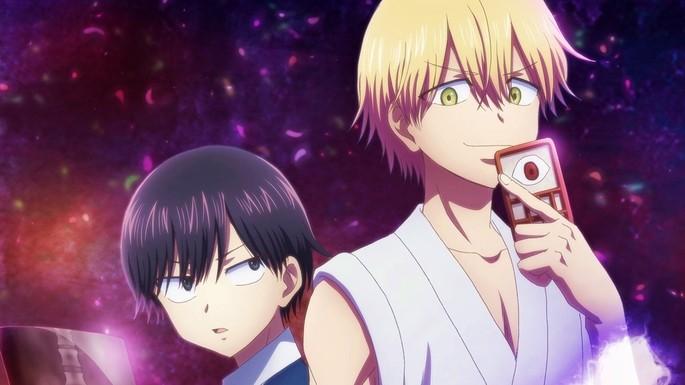 40 Anime estrenos invierno - Kai Byoui Ramune